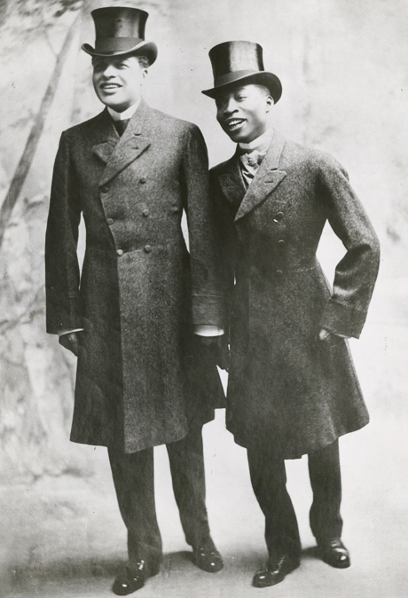 Bert Williams and George Walker