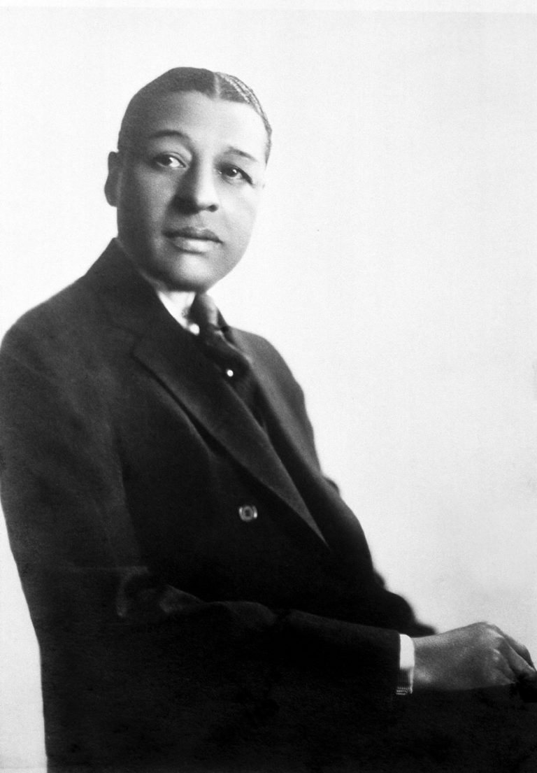 Bert Williams - c. 1910