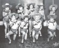 Gloria - Cowgirl Dancers