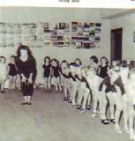 Gloria & Students Small